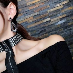 2for $25 crystal fashion earrings